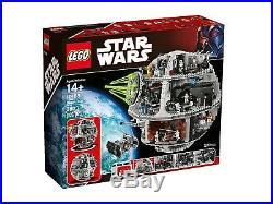 NewithMint- 10188 LEGO Star Wars Death Star Ultimate Collectors Edition