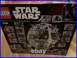 NewithSealed LEGO Star Wars Death Star (10188)