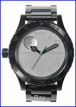 Nixon 51-30 Star Wars Watch Death Star Black New Aust Seller A172sw 2283