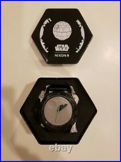 Nixon Mens 51-30 Star Wars Death Star Watch