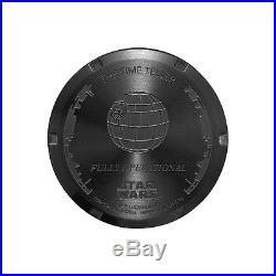 Nixon X Star Wars Armbanduhr Uhr Time Teller Death Star Black Analog A045SW2383