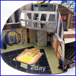Original Vintage 1978 Palitoy Star Wars DEATH STAR Play Set Boxed Instructions