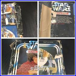 PALITOY DEATH STAR BOXED original Vintage Star Wars nr Complete Great Condition