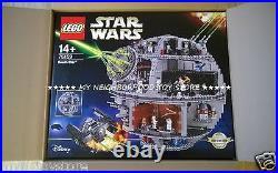 PRONTA CONSEGNA OVP LEGO 75159 UCS STAR WARS DEATH STAR (updating 10188)