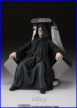 PSL BANDAI S. H. Figuarts STAR WARS EMPEROR PALPATINE Death Star II ThroneRoom Set