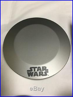 Plox Official Star Wars Levitating Death Star Bluetooth Speaker