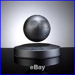 Plox Official Star Wars Levitating Death Star Bluetooth Speaker. New Sealed