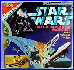 Power Passers Vintage Star Wars Duel at Death Star Racing Set MISB C7