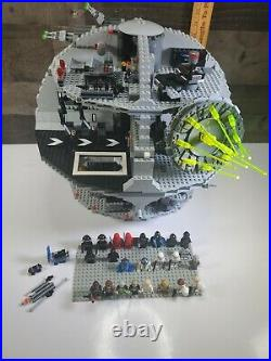 RETIRED LEGO STAR WARS DEATH STAR 2016 Ultimate Collector Series 75159 USED BOX