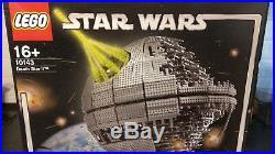 Rare LEGO 10143 Star Wars Death Star