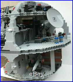Rare Lego Star Wars 10188 Death Star Retired Near Complete