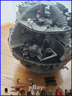 Retired LEGO Star Wars Death Star (10188) Complete with Instructions as Shown