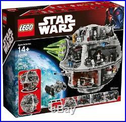 Retired LEGO Star Wars Death Star 10188 new & sealed