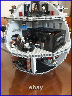 Retired Lego Star Wars Set 75159 Death Star includes Figures, Box & Instructions