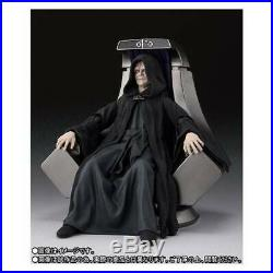 S. H. Figuarts Star Wars RoTJ Emperor Palpatine Death Star II Throne Room Set