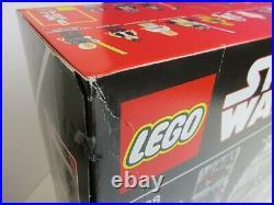 SEALED lego 10188 UCS STAR WARS ULTIMATE DEATH STAR set minifigures 1217