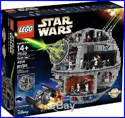 SEHR GUT LEGO Star Wars 75159 Death Star bauen Konstruktion All Spaß