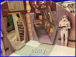 STAR WARS DEATH STAR Palitoy original death star + new box