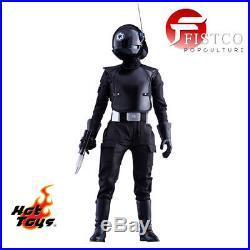 STAR WARS Episode IV Movie Masterpiece Actionfigur Death Star Gunner Hot Toy