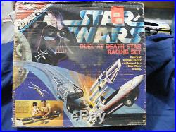 STAR WARS Lionel Powerpassers MIB Never Opened Dual At Death Star Slot Car Set