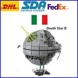 STAR WARS MORTE NERA 2 DEATH STAR II 10143 Compatibile COSTRUZIONI X