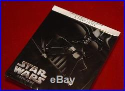 STAR WARS Prop DEATH STAR, Signed GEORGE LUCAS, COA London Props, Frame DVD UACC