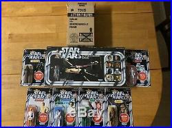 STAR WARS RETRO COLLECTION 2019 Complete Set + Escape From Death Star with Tarkin