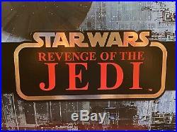 STAR WARS Revenge of the Jedi SDCC 2011 Death Star Figure Set Sealed NEW return