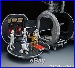 STAR WARS Super Transformation Diorama DEATH STAR TAKARA TOMY NEW from Japan EMS