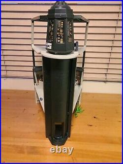 STAR WARS VINTAGE 1977 KENNER DEATH STAR SPACE STATION PLAYSET Almost COMPLETE