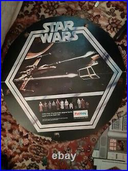 STAR WARS VINTAGE PALITOY DEATH STAR NICE CONDITION 99% COMPLETE L@@k