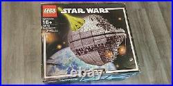 SUPER RARE & MASSIVE Lego Star Wars Death Star II (10143)