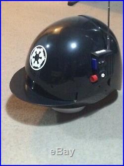 SW-PROPS Star Wars Imperial Death Star Gunner Full-size Helmet