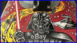 Santa Cruz Star Wars Darth Vader Death Star Complete Jason Jessee Neptune Spoof