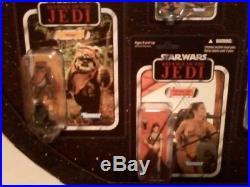 Sdcc 2011 Revenge Of The Jedi Death Star Vintage Collection Figure Set
