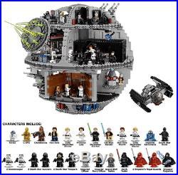 Set of Star Wars Death Star 05063/10188 +Mini figures Gift Building Blocks Brick