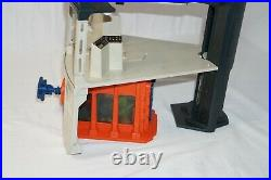 Star Wars 1977 Vintage Kenner Death Star Space Station Box Near Complete