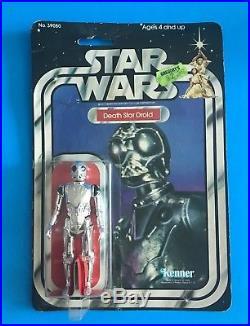 Star Wars 1978 Kenner Death Star Droid 21-back