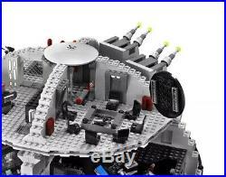 Star Wars 3081pcs Death Star with lots of minifigures Building Blocks Bricks