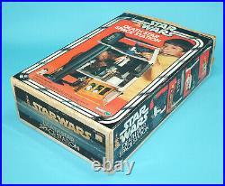 Star Wars Anh Death Star Space Station In Original Box Htf Dianoga 1978 Kenner