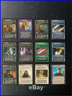 Star Wars CCG Collection Complete Sets Premiere Death Star II Reflections