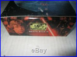 Star Wars CCG Death Star II Booster Box (no shrink wrap) Factory Sealed 30 packs