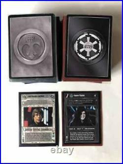 Star Wars CCG Death Star II Complete 182 card Set NM/Mint