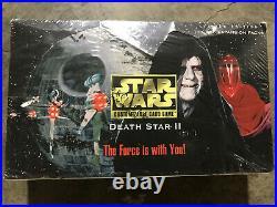 Star Wars CCG Death Star II Complete Set +2 Ultra-Rares NM-Mint See Description