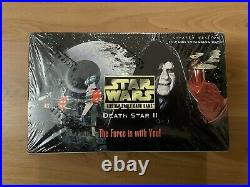 Star Wars CCG SWCCG Death Star II Booster Box Sealed limited