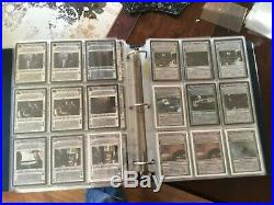 Star Wars CCG SWCCHuge Collection In Binder Lot Decipher 500 RARES DEATH STAR 2