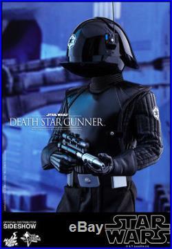 Star Wars DEATH STAR GUNNER 1/6 Hot Toys No Sideshow