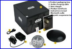 Star Wars DS-1 Platform Wireless Bluetooth Speaker Death Star Audio XMAS Gift