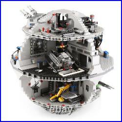 Star Wars Death Star 10188 Space Ship Destroyer 3804 Blocks Kids Toy Gift Empire