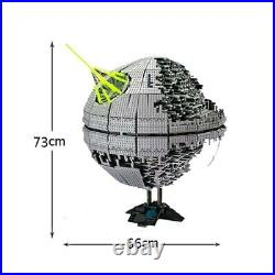 Star Wars Death Star 2 Space Ship 10143 todesstern 3804 Blocks Kids Toy Gift Set